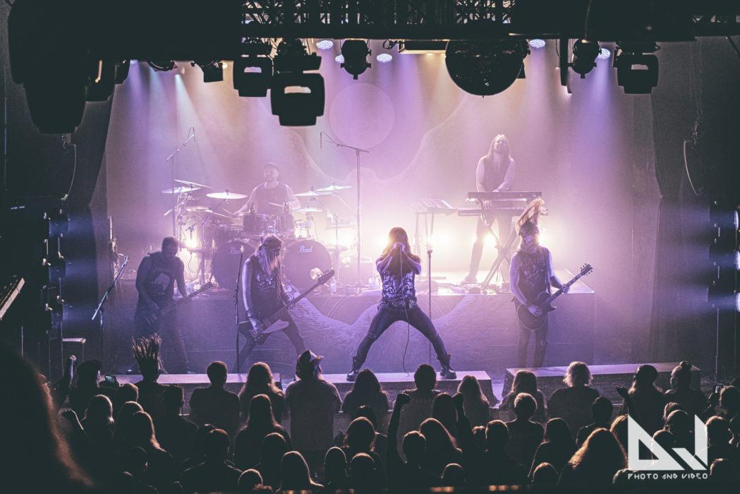 """Amorphis julkaisi """"House Of Sleep"""" -kappaleensa liveversiosta lyriikkavideon"""