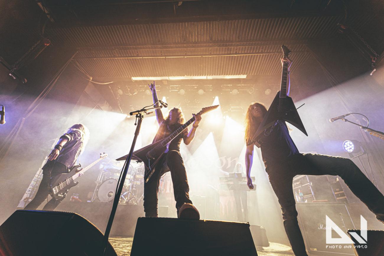 """Bodom After Midnightin EP """"Paint The Sky With Blood"""" julkaistiin perjantaina: katso visuaalinen video """"Payback's A Bitch"""" -kappaleesta"""