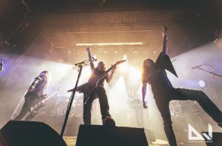 Bodom After Midnight toi vahvaa energiaa hevikansalle: katso kuvat Tavastian lauantain keikalta