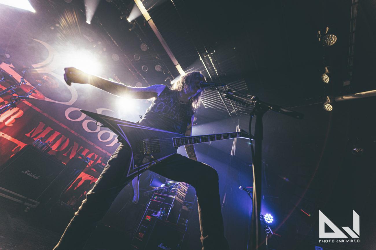 """Alexi Laihon viimeiset kappaleet julki: Bodom After Midnightin """"Paint The Sky With Blood"""" EP kuunneltavissa kokonaisuudessaan"""