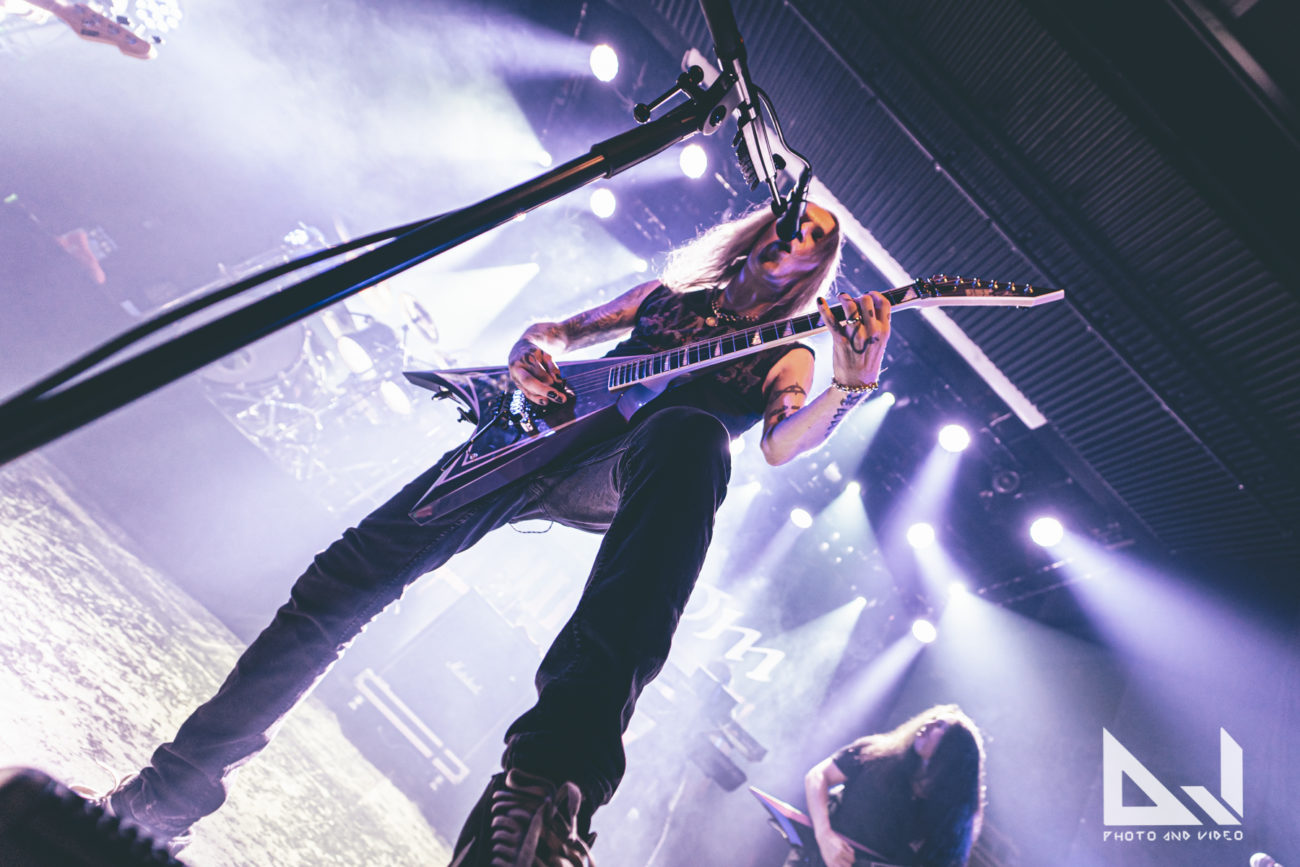 Bodom After Midnight julkaisi videon tulevan EP:n nimikkokappaleesta