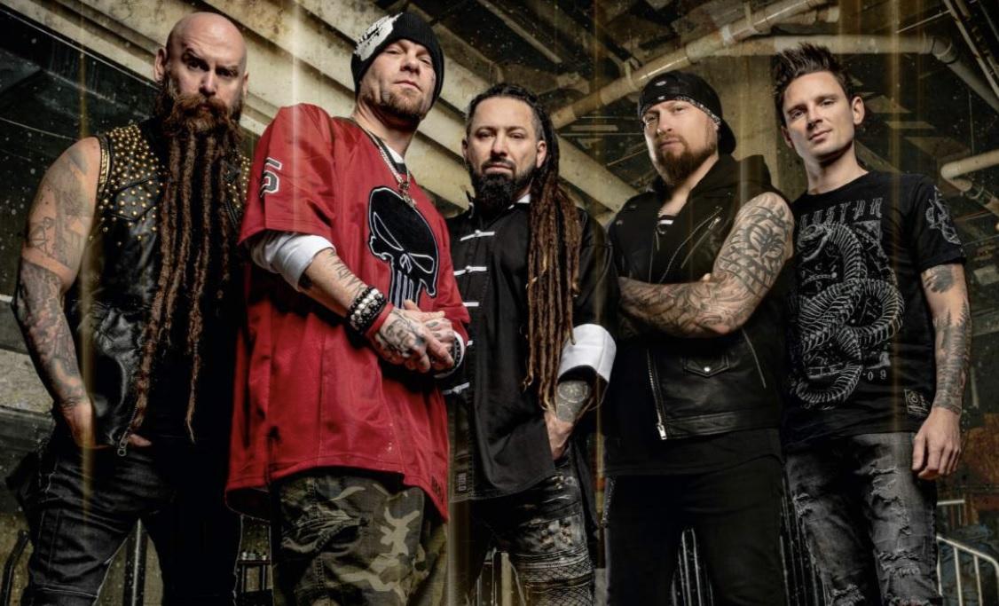 Five Finger Death Punchin tulevan albumin nauhoitukset ovat alkaneet