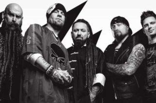 Five Finger Death Punchin uusi kokoonpano julki: kitaristi Jason Hook jättää yhtyeen