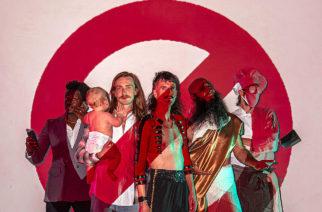 """Rockyhtye Foxy Shazam tekee paluun uuden albumin myötä: uusi kappale """"The Rose"""" kuunneltavissa"""