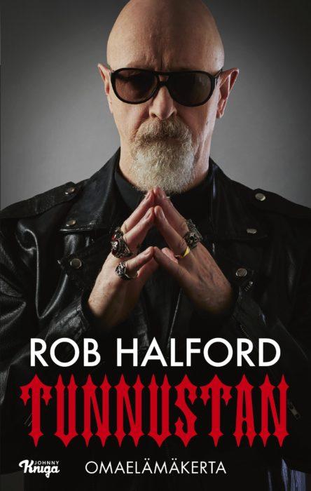"""Nahkaremmejä, piiskoja ja niittejä – arvostelussa Rob Halfordin omaelämäkerta """"Tunnustan"""""""