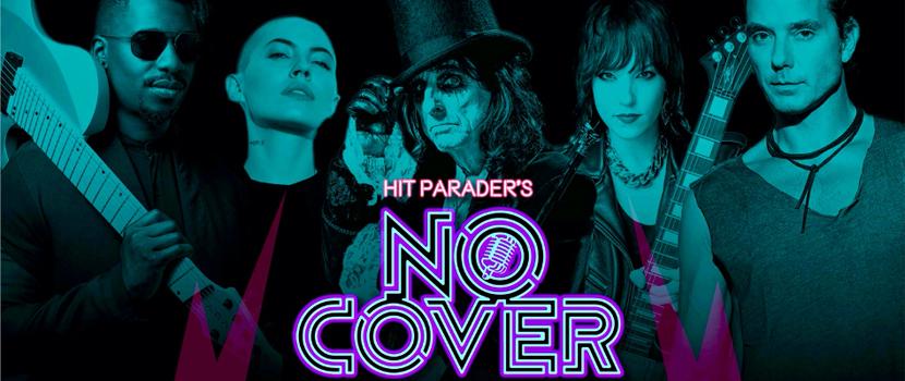 """Alice Cooper, Lzzy Hale, Gavin Rossdale ja Tosin Abasi tähdittämään uutta """"No Cover"""" -musiikkiohjelmaa: kilpailussa etsitään lahjakkuutta, joka esittää omia kappaleitaan covereiden sijaan"""