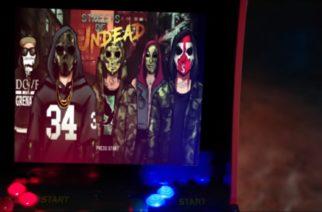 """Hollywood Undeadilta uusi albumi joulukuussa: yhteistyö Papa Roachin Jacoby Shaddixin kanssa katsottavissa """"Heart Of A Champion"""" -kappaleen musiikkivideolta"""