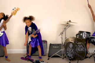Vuoden 2020 piristys-saaga jatkuu: nuori muusikkolahjakkuus Nandi Bushell julkaisi Dave Grohlille omistamansa kappaleen