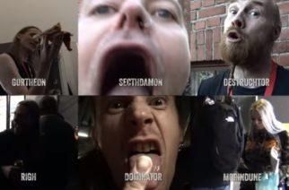 Norjalaiset äärimetalliyhtyeet Odium ja Myrskog julkaisivat videodokumentin vierailustaan Steelfest Open Airissa vuonna 2019