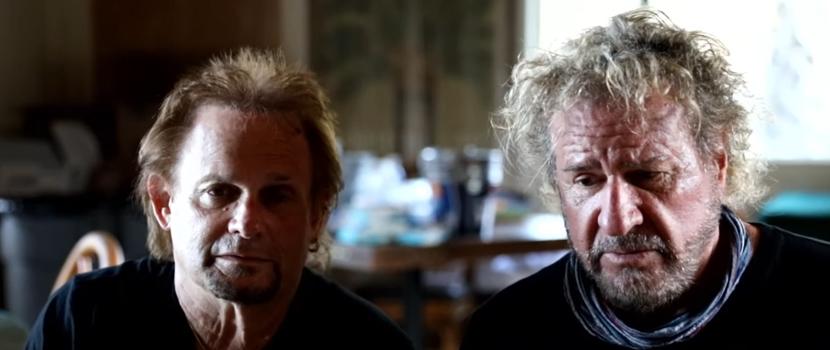 Sammy Hagar ja Michael Anthony vahvistavat Eddie Van Halen -tribuuttikonsertin tapahtuvan