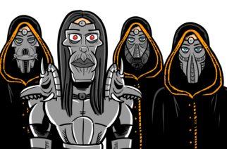 Mystisyyttä Ghostin hengessä: haastattelussa debyyttinsä juuri julkaissut ja visusti omia identiteettejään suojeleva heavy metal -yhtye Supreme Unbeing