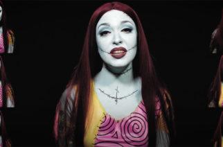 The Agonistin laulaja Vicky Psarakis teki a cappella -version The Nightmare Before Christmas -elokuvan kappaleesta