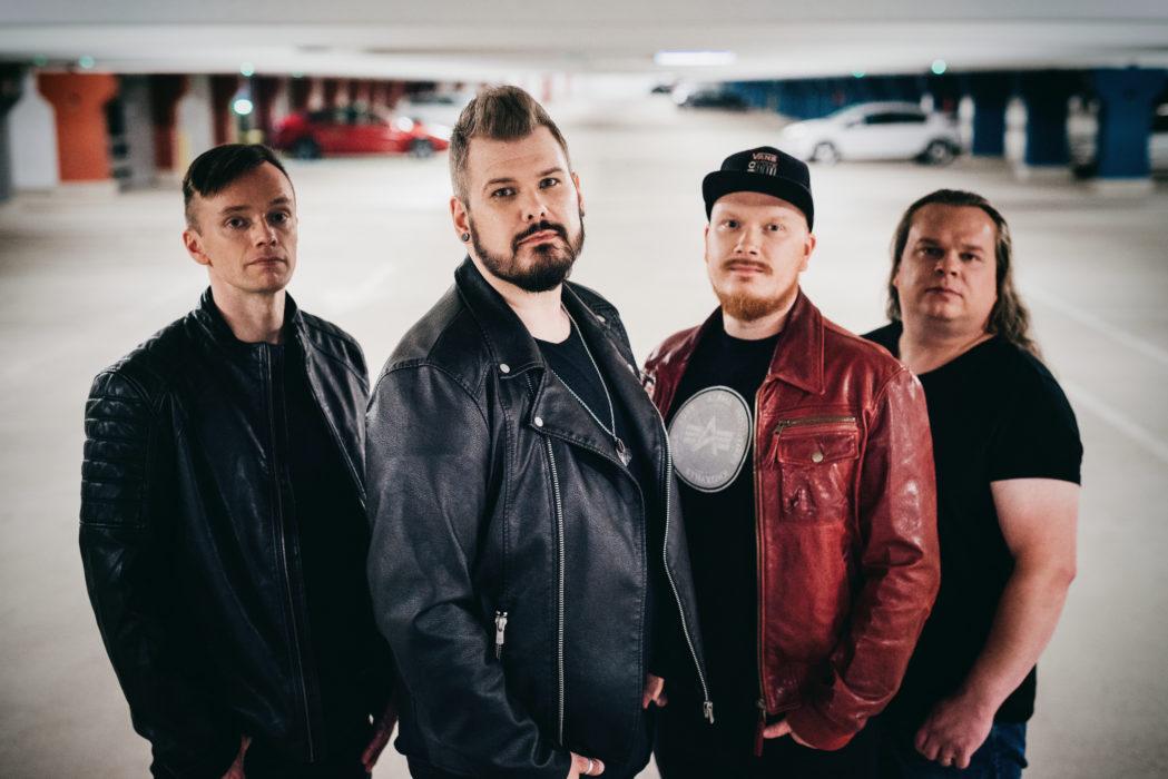 """Kotimainen rock-yhtye Oliver julkaisi """"Onni On Vaikea Vieras"""" -EP:n"""