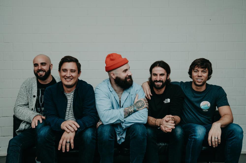 """August Burns Red julkaisi uuden version """"Pangaea""""-kappaleestaan: biisissä vierailee Peripheryn Misha Mansoor"""