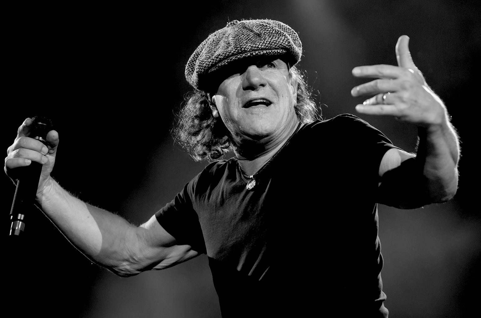 Tuotanto ruodinnassa: Brian Johnsonin AC/DC, osa 2