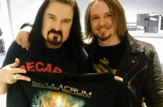 Suomalainen kosketinsoittaja Chrism yhteistyöhön Dream Theaterin laulajan James LaBrien kanssa