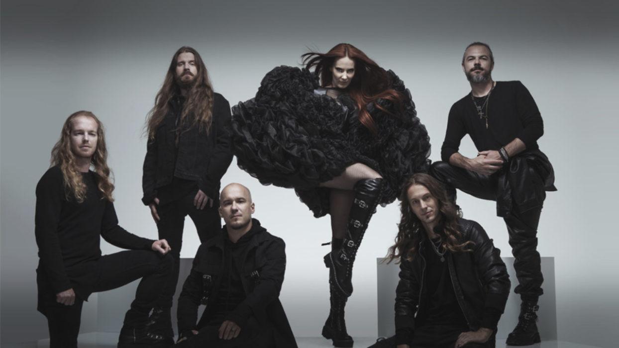 """Epica julkaisi musiikkivideon tuoreen levynsä """"Skeleton Key"""" -kappaleesta"""