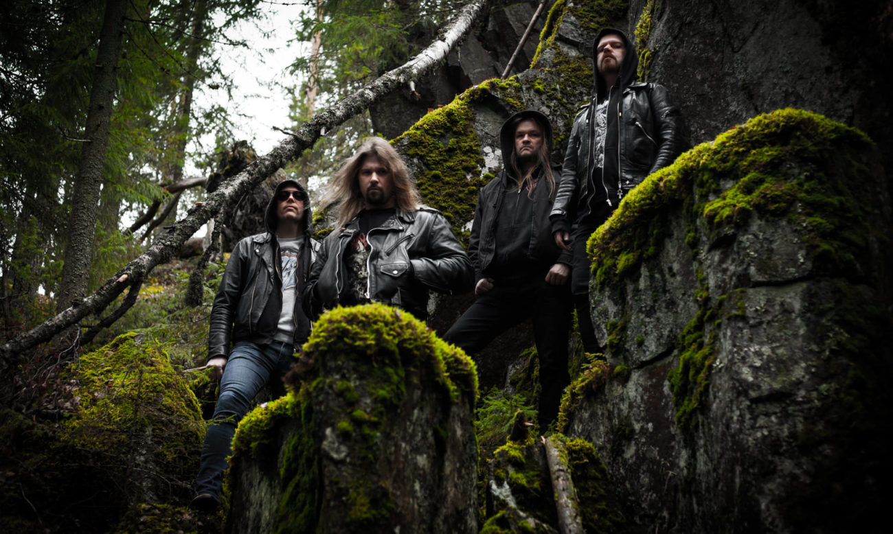 Hooded Menace studion uumeniin: uusi albumi luvassa ensi vuonna