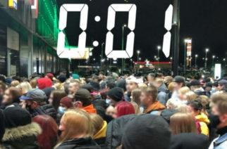 Ideaparkin Black Friday -ryntäys sai musiikkialan raivon partaalle