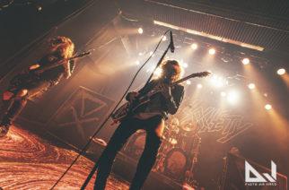 Lost Societyn odotettu livekeikka Tavastia-klubilla sai bändin ja yleisön fiiliksiin: katso tunnelmat kuvagalleriasta