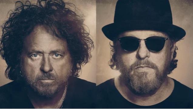 Toton Steve Lukatherilta ja Joseph Williamsilta sooloalbumit helmikuussa: ensimmäiset singlet kuunneltavissa