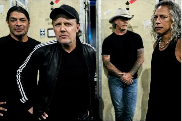 Metallica julkisti seitsemän keikkaa Eurooppaan kesälle 2022: Skandinavian ainut keikka tapahtuu Copenhellissa