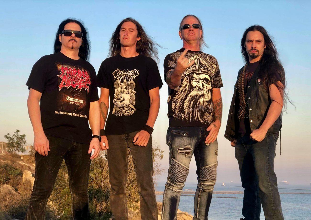 Death metal veteraaniyhtye Pessimist ilmoittaa uudesta levytyssopimuksesta