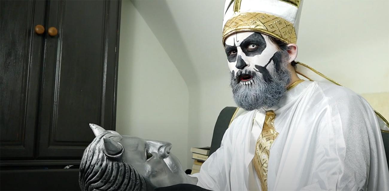 Kevennystä sunnuntaille: Raised By Owls julkaisi videot, kuinka kirjoitetaan Ghostin sekä Five Finger Death Punchin kappaleita