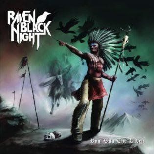 """Raven Black Night yhdistää Australian aavikkotuulen ja doomin katkuisuuden """"Run With The Raven"""" -albumillaan"""
