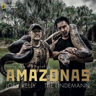 Rammsteinin Till Lindemann mukana tuoreen National Geographic -kuvakirjan tekemisessä: tilattavissa nyt