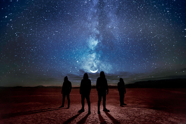 """Melodista black metalia soittava UADA julkaisi videon """"In the Absence of Matter"""" -kappaleestaan"""