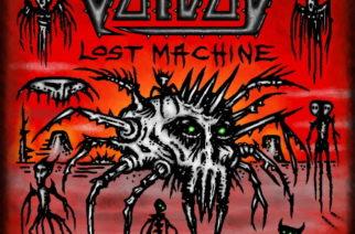 """""""Pehmoinen koviin odotuksiin nähden"""" – arvostelussa Voivodin live-albumi """"Lost Machine – Live"""""""