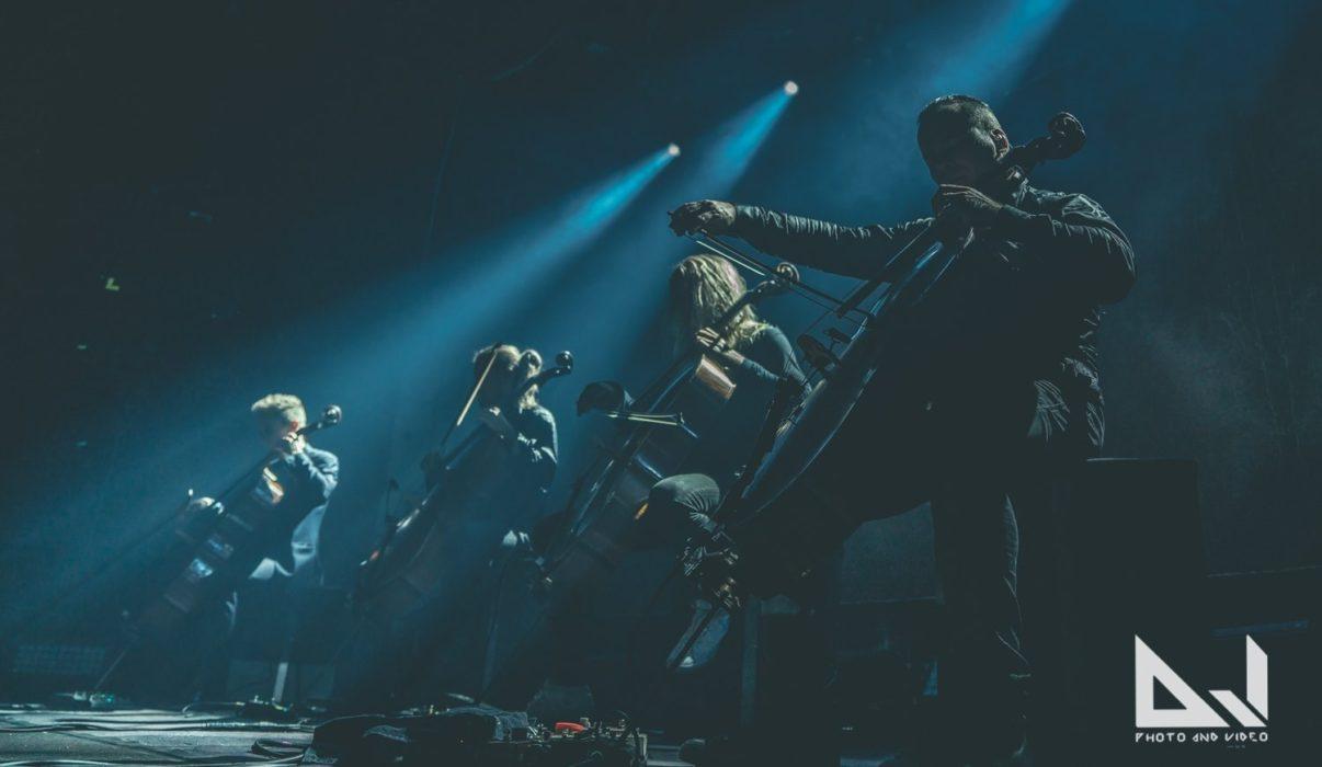 Apocalyptica aloittaa Tampereen Viikinsaaren elokuun konserttiputken to 5.8.