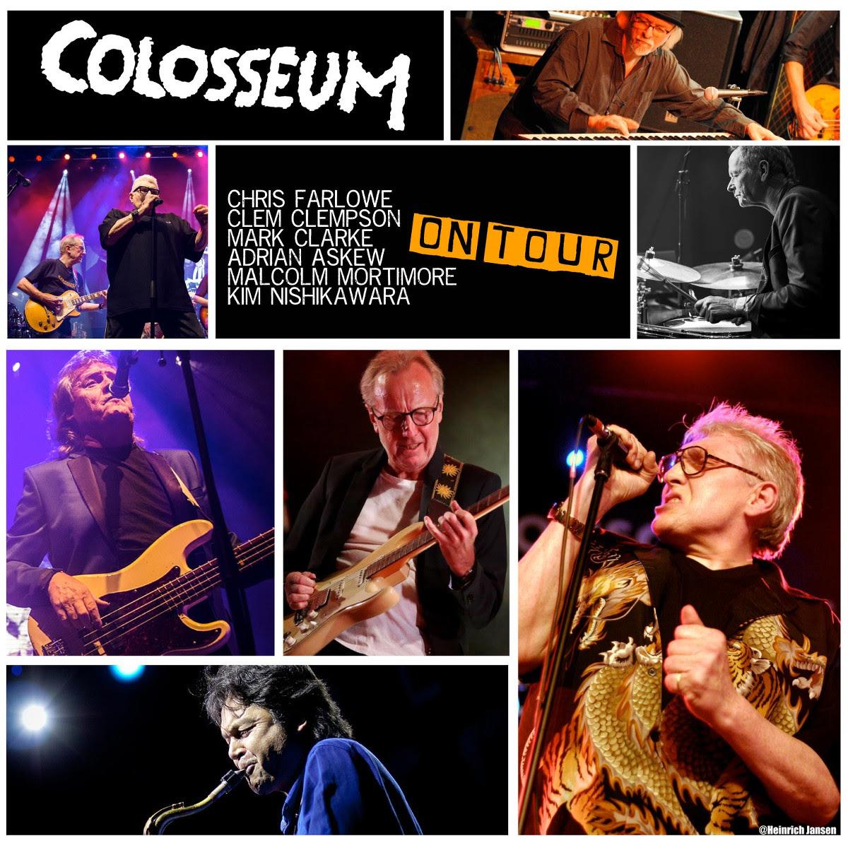 Progerockin jättiläiset Colosseum, Caravan, Soft Machine ja Man Helsinkiin ProgFeast-tapahtumaan syyskuussa 2021
