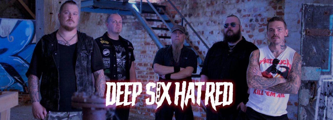 Uutta verta kotimaiselle metallikentälle – Deep Six Hatredilta uusi single musavideon kera