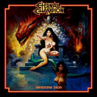 """Eternal Championin """"Ravening Iron"""" on vuoden paras heavy metal -albumi"""
