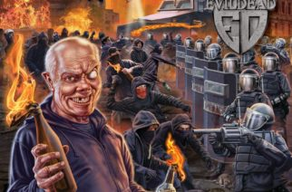 """Pitkän levytystauon jälkeen anarkia nousee ylle – arviossa Evildeadin kolmas pitkäsoitto """"United States of Anarchy"""""""