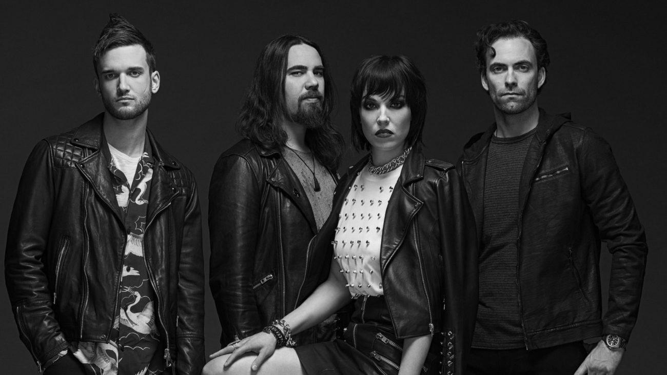 Halestorm aloittanut nauhoittamaan tulevaa albumiaan: yhtyeellä valmiina jopa 60 kappaletta levyä varten