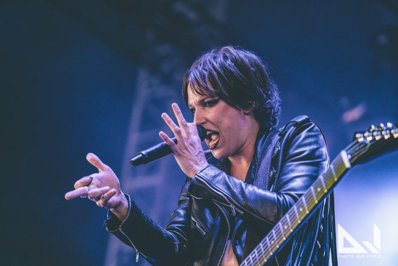 """Halestormin coverointi The Who:n """"Long Live Rock"""" -kappaleesta kuunneltavissa"""