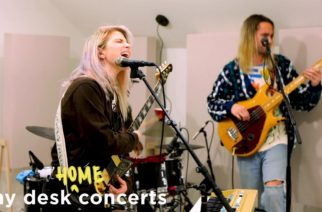 Paramoren Hayley Williams soitti materiaalia debyyttialbumiltaan Tiny Desk -konserttisarjassa