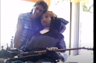 ALS-tautia pitkään sairastanut kitaralegenda Jason Becker jakoi koskettavan aikaisemmin julkaisemattoman videon Eddie Van Halenin vierailusta luonaan