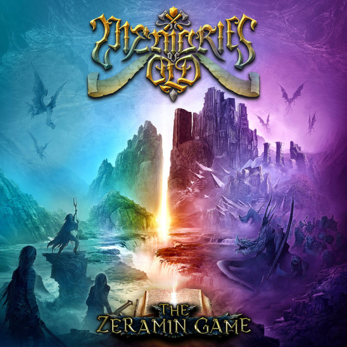 "Memories of Oldin debyytti ""The Zeramin Game"" on eeppinen power metal -sinfonia"