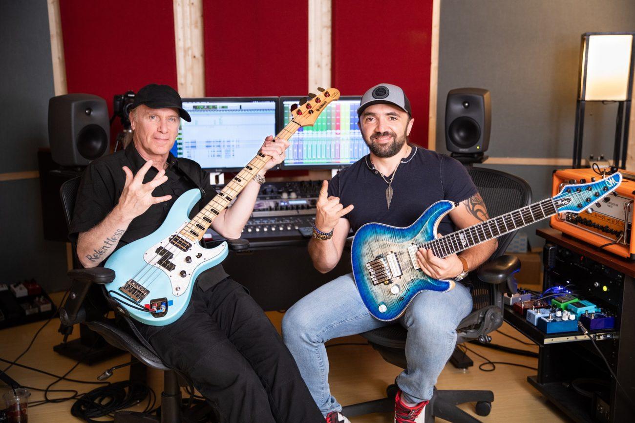 Jeff Scott Soto, Billy Sheehan ja Victor Wooten mukana Octavisionin debyyttialbumilla