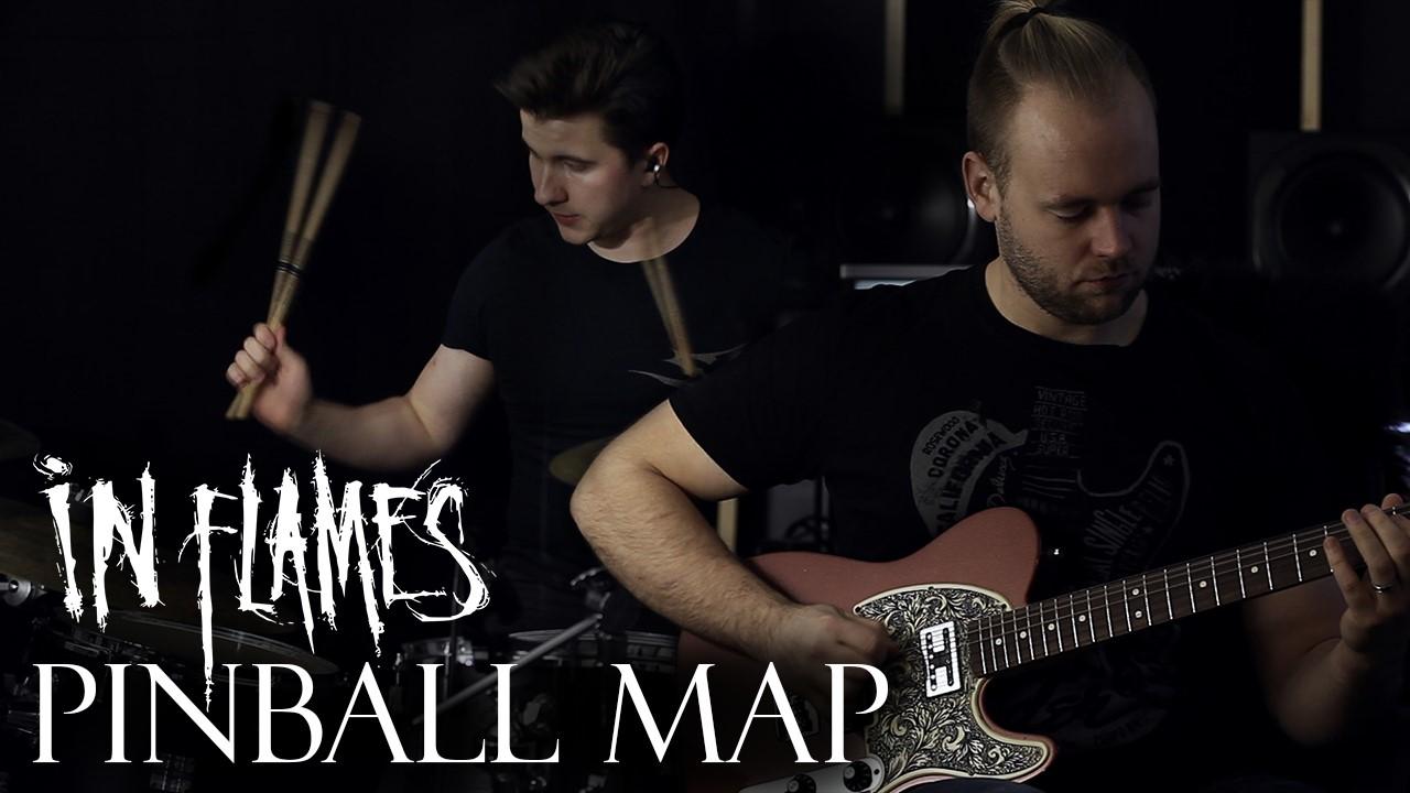 Kunnianosoitus In Flamesin klassikkoalbumille coverin muodossa – katso tästä
