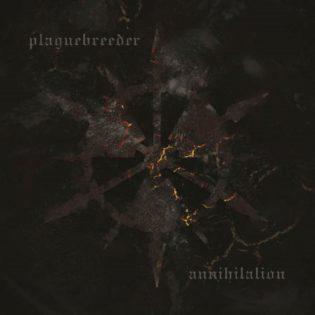 """On tuomionpäivä ja musiikista vastaa Plaguebreeder – arviossa """"Annihilation""""-EP"""