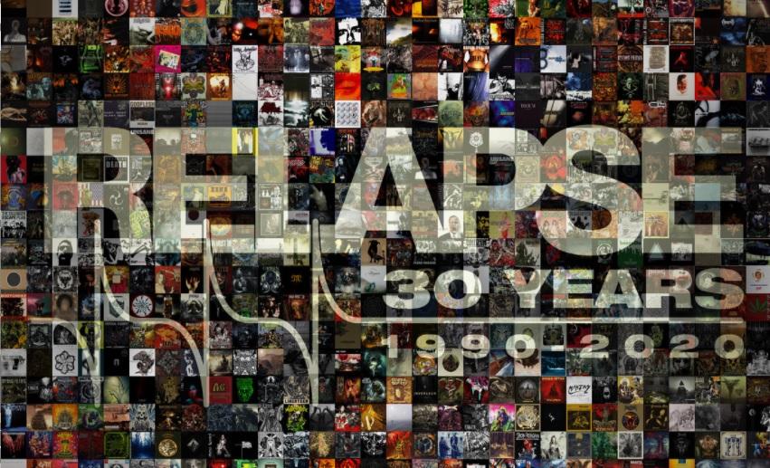 Äärimetalliin keskittyvä levy-yhtiö Relapse Records täytti 30 vuotta: julkaisi massiivisen samplerin fanien iloksi