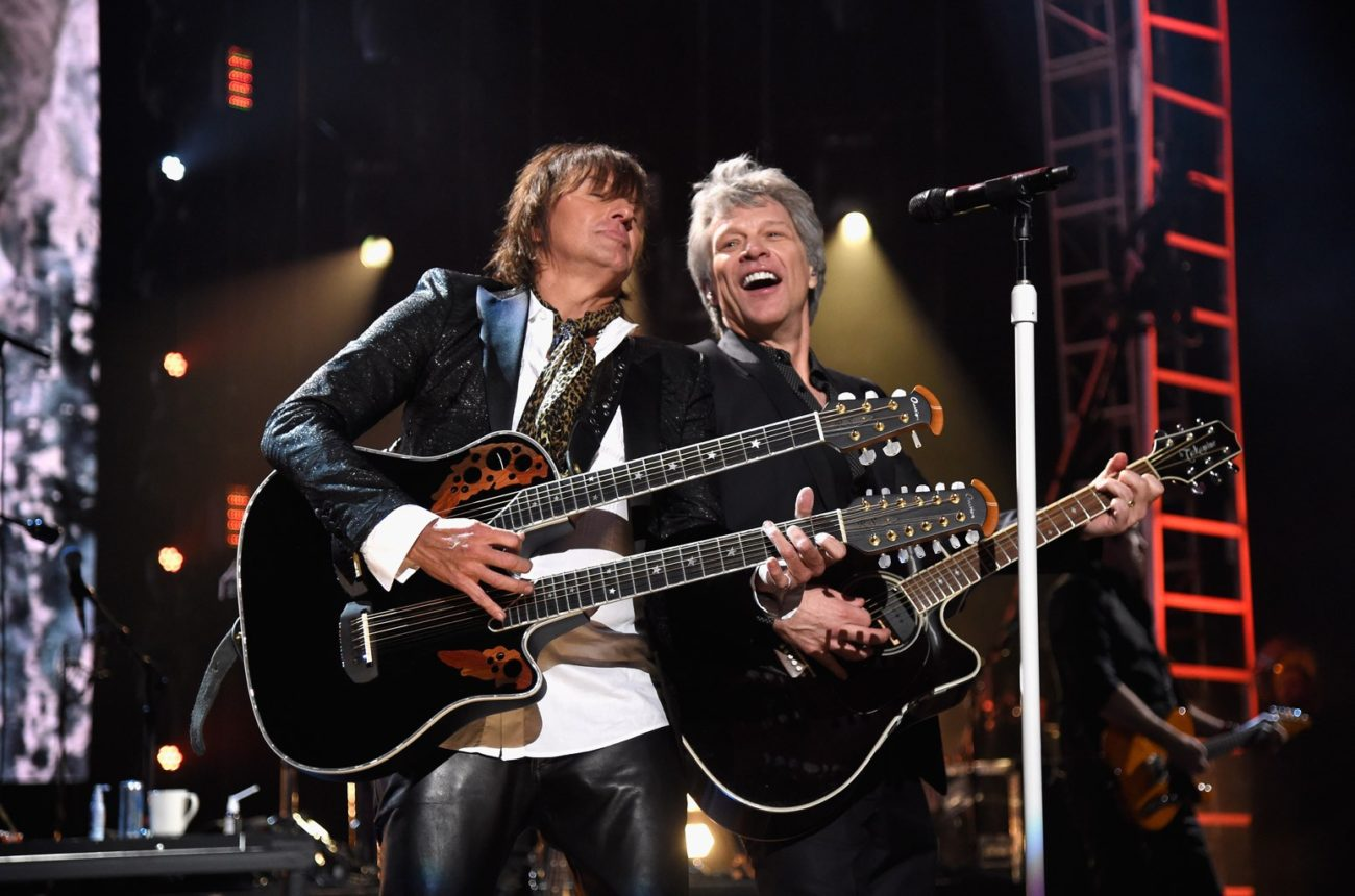 """Richie Sambora: """"Bon Jovista lähtö oli oikea päätös"""""""