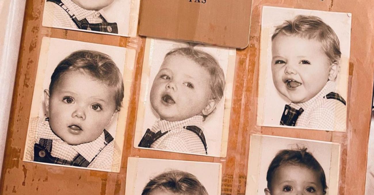 Lars Ulrichin vauvakuvat hurmaavat Instagramissa