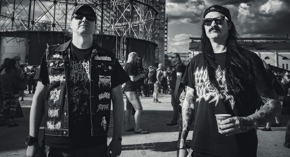 """Helsinkiläinen death metal -yhtye Skulmagot studioon: uusi albumi """"Kill And Die"""" luvassa ensi vuonna"""