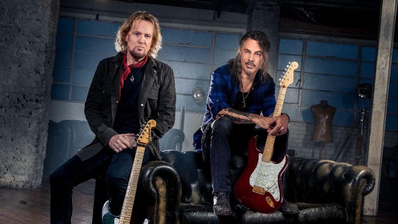 Adrian Smith ja Richie Kotzen julkaisivat tulevan albuminsa tiedot